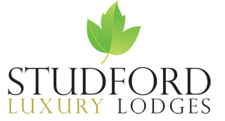 studford luxury lodges logo: click for home page